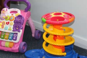Playroom baby toys smaller 10