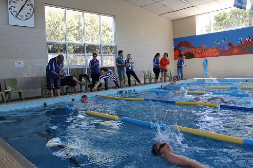 Short Course Swimming Carnival